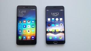 Xiaomi Redmi Note 2 VS Meizu M2 Note ЧТО ЖЕ ЛУЧШЕ?