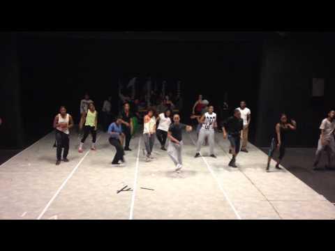Charlie House Choreography, Tjukutja video