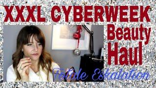 XXXL Beautyhaul I Cyber Week Ausbeute I Drogerie + Sephora + Beautybay, richtig viel Schminke