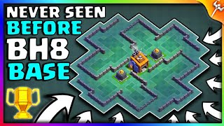 Most Insane BH8 Labyrinth Style Base   Best Base With 100% Win Rate New!! 2018   Epic Design - COC 5.27 MB