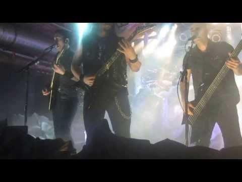 "Trivium performing their new song ""Strife"" from ""Vengeance Falls"" album in Bochum, Germany on 7th of August 2013. Sorry for the bad audio quality, I hope at ..."