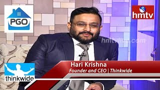 Thinkwide Founder and CEO Harikrishna Interview | Welath Creators | hmtv