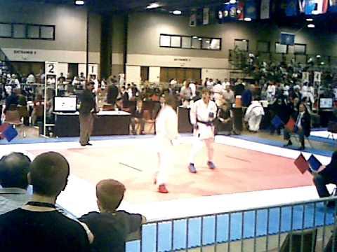 2011 USA National Karate Championships (Kumite)