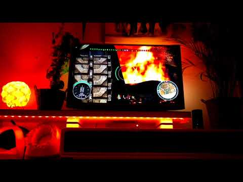 WoT Xbox One x scorpio edition 4K Philips extended ambilight