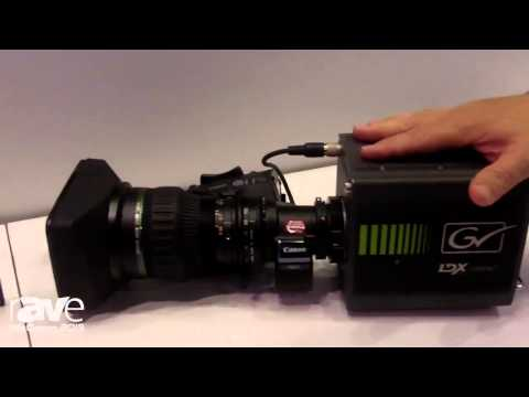 InfoComm 2015: Grass Valley Displays Range of Products Including Compact Router and Camera