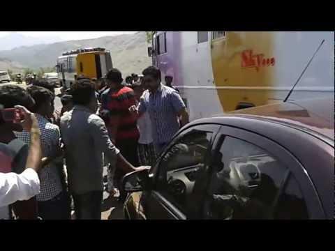 Singam 2 Shooting Surya In Vagamon video