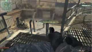 iNarolFx8: [Inféctés] Elimination multiple au couteau tactique