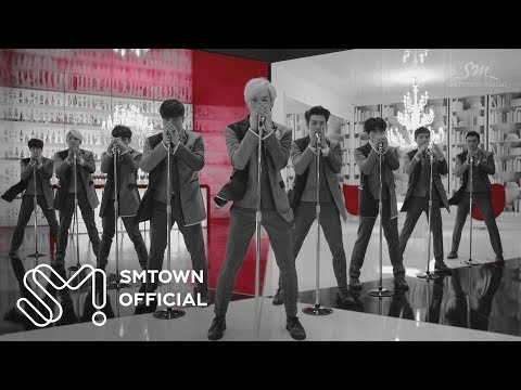 Super Junior 슈퍼주니어 this Is Love music Video video