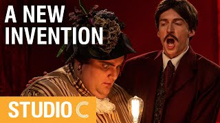 Thomas Edison's Terrifying Inventions - Studio C