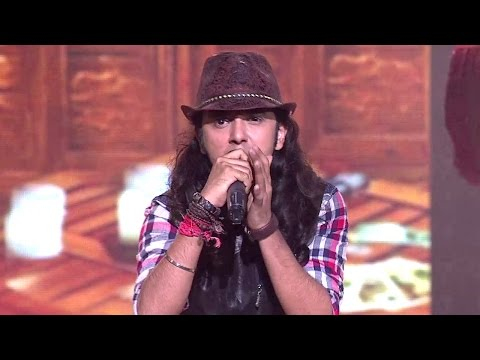 The Voice India - Snigdhajit's Performance in 4th Live Show