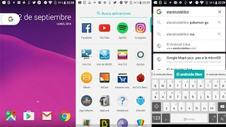 Letv le 1s Google Nexus launcher install look like 7.0 Nougat