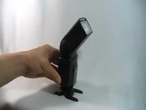 Neewer TT560 Flash Review