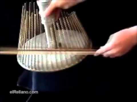 instrumento con  sonidos de la peliculas de terror