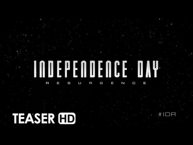 Independence Day: Resurgence Official 'Title Reveal' (2016) HD