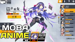 TOP 5 Game Moba Anime Android 2018