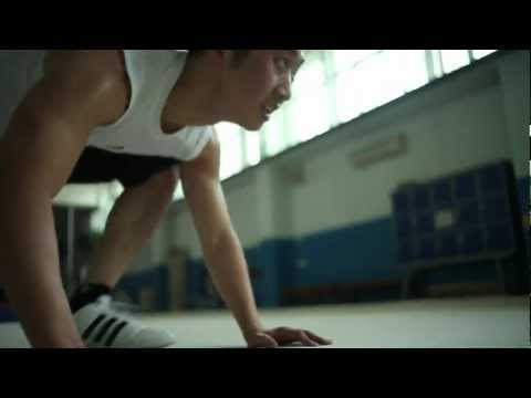Adidas Wushu - adidas is all in