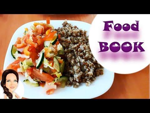 МЕНЮ НА НЕДЕЛЮ ДЛЯ ПРОСТЫХ ЛЮДЕЙ | FoodBook