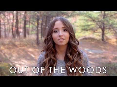 Taylor Swift - Out Of The Woods -  Cover by Ali Brustofski