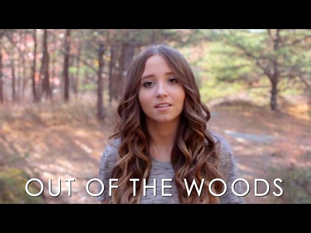 Taylor Swift - Out Of The Woods - Official Music Video Cover by Ali Brustofski