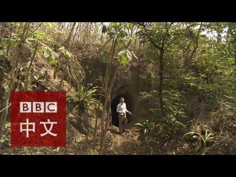 硫磺島戰役70周年:著名的隧道戰