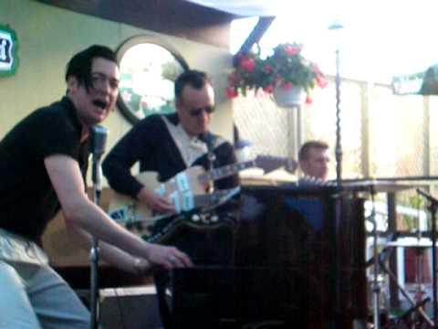 Rockabilly Israel Proulx Trio Montreal Jazz Festival 2010 Grady Martin Bigsby guitar