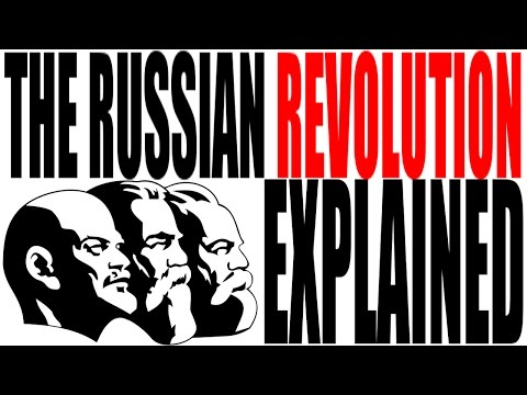 why did the russian revolution occur Why did the revolution occur in russia in 1917 the russian revolution of 1917 occurred for a number of different reasons, all of which are strongly tied up with the romanov family.