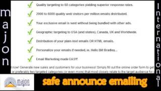Email Marketing & Email Advertising Services