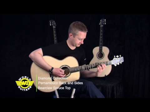 PRS Guitars Collection Acoustic Shootout with Stuart Ryan