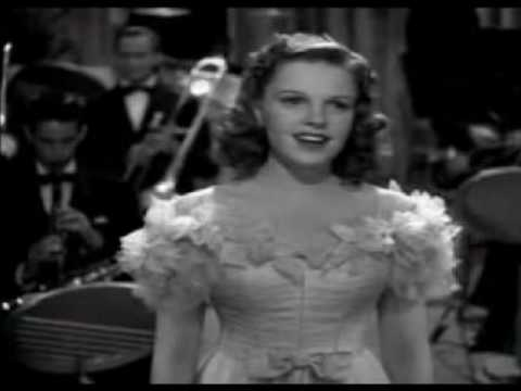 Judy Garland - On The Sunny Side Of The Street