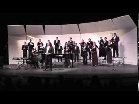 """Ja vem a Primavera!"" - West Valley College Chamber Singers - ""Love Lost...Love Found"""