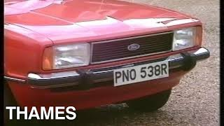 Ford Cortina Mk IV | Retro Car review | Ford Cortina | Drive in | 1976
