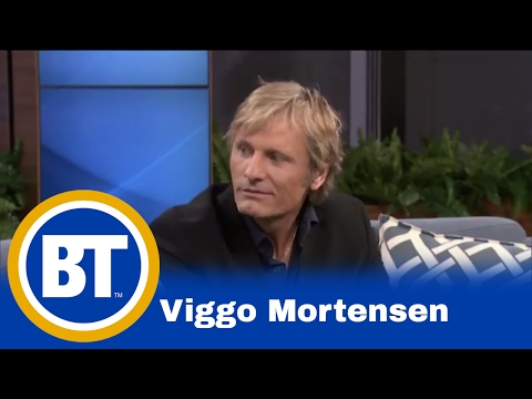 Far from Men actor Viggo Mortensen