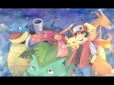 Pokemon BW2 HGSS Champion Lance/Red Battle Music Mashup