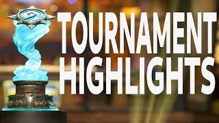 Best Tournament Moments of all Time - Hearthstone