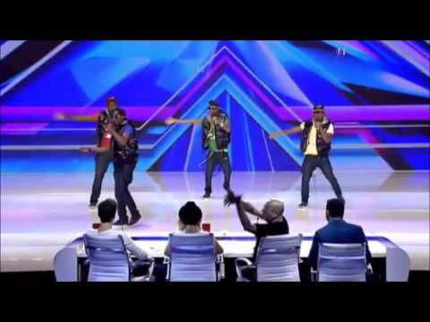 The X Factor Israel Auditions - Mirage - Yeah 3x video