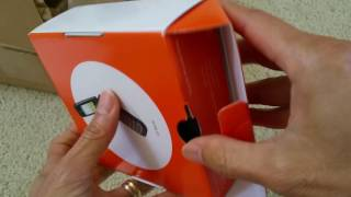 Unboxing Latest FREE AT&T LG B470 Camera w/Duo LCD 3G Flip Cell Phone 2016
