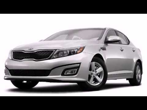 2014 Kia Optima Video