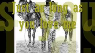 Watch Dwight Yoakam I Dont Care Just As Long As You Love Me video