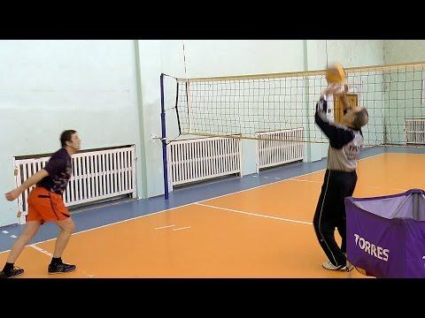 Нападающий (атакующий) удар. Обучение волейболу взрослых