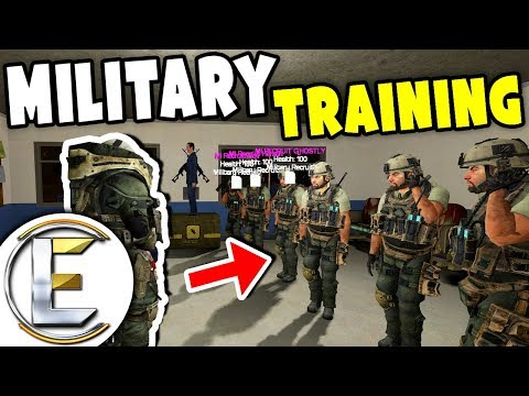 SERIOUS MILITARY TRAINING - Military RP Life EP1 (Realistic Tanks And Crazy Long Training) thumbnail