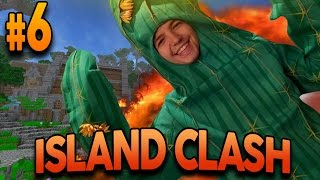 """Minecraft ISLAND CLASH: EPISODE 6 """"PRESTONPLAYZ DECLARES WAR!"""" w/ Preston and MrWoofless"""