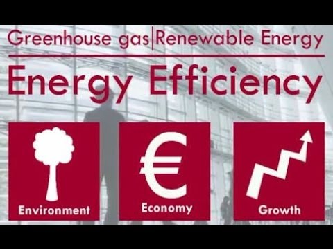 Energy Efficiency - EU 2030 climate and energy goals