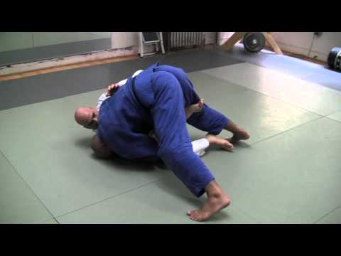 BJJ Brazilian Jiu-Jitsu Technique - Ailson