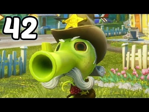 Let's Play Plants Vs Zombies Garden Warfare #42 Deutsch - Gesetzeserbse