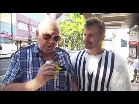 Beau Knows Bunnies - Footy Show NRL