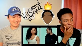 Kendrick Lamar - HUMBLE | GREATEST REACTION