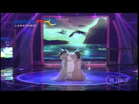 Download Lagu 2 Hati 2 Cinta - Ayu Ting Ting feat Zaskia Gotik