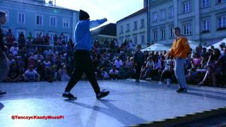 Brejkdans vol 3 / Półfinał Bboying 3vs3 / Hefo Dex Bubek vs Coolkids Flavour