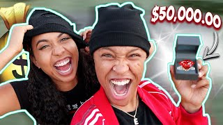 We Stole My Moms $50,000 WEDDING RING prank * Emotional*