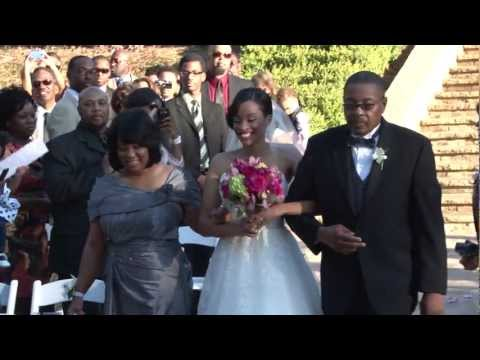 Wedding Video In Atlanta, Ga - 678-310-8278 Produced By J And J Digital Media video